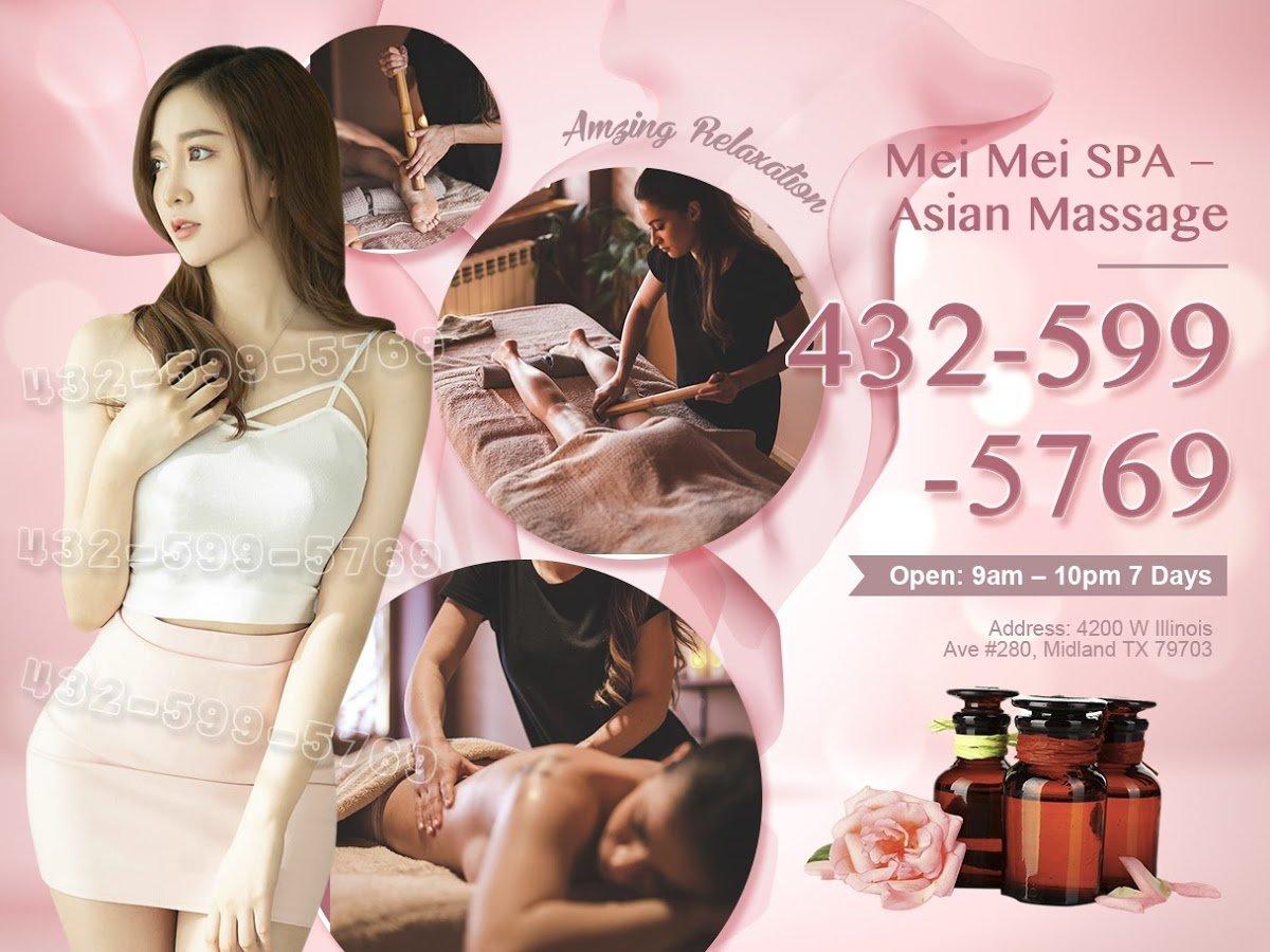 Asian Massage Midland | Sweet Nice Asian girl $50up